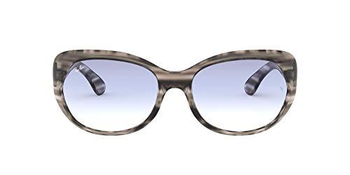 Ray-Ban RB4325-643019 Gafas de sol, Gris, 59 Unisex