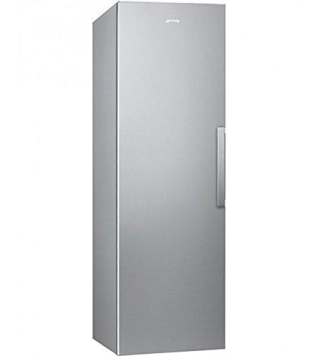 Congelador Vertical Smeg CV26PXNF4 Inoxidable A+ No Frost 185 x 60 CM