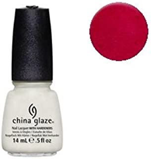 CHINA GLAZE Nail Lacquer - Avant Garden Collection - Snap My Dragon (並行輸入品)