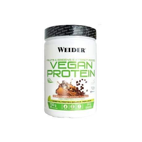 Weider Vegan Protein (750 gs) – Capuchino