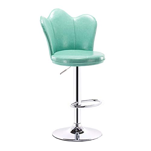 WDX- Bar Chair Lift Chair Bar Stool Modern Minimalist Bar Chair Bar Stool High Back Stool fashion (Color : G)
