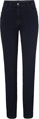 Preisvergleich Produktbild BRAX Damen Jeanshose 70-3000 CAROLA Denim Rose,  Blau (CLEAN BLUE BLACK 22),  Gr. W27 / L32 (Herstellergröße: 36)