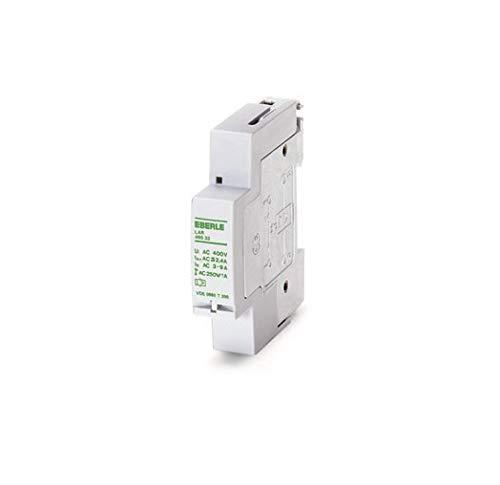 Eberle Controls 046537390000 Lastabwurfrelais LAR 46537 (zur Reduzierung des Leitungsquerschnittes für Großverbraucher, 4,6 bis 27 KW, 43 A AC)