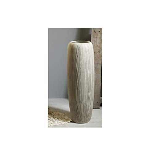 Vase Ceramic Vase Floor Vase Decoration Living Room Handmade Vase Decoration JSFQ
