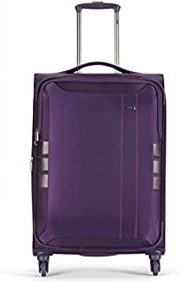 VIP Polyester 83 cms Purple Magic Soft Sided Carry-On (STPIOW81PMC)
