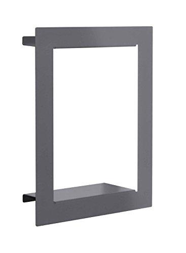 Element System 11338-00010 Wandregal Frame/Regalwürfel/Wandwürfel/anthrazit / 370 x 290 x 90 mm / 3 Größen / 3 Farben