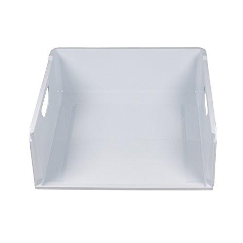 Liebherr 7402539 ORIGINAL Schublade Schubkasten Einschub Gefriergutbehälter oben 389x146x380mm Gefrierabteil Kühlschrank Gefriergerät Gefrierschrank