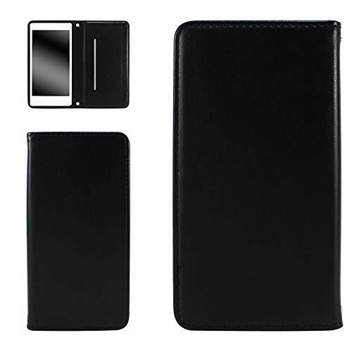ホワイトナッツ Galaxy S10 SC-03L ケース 手帳型 【左利き】 ベルトなし スタイリッシュ ブラック スマホケース ギャラクシー エステン 手帳 カバー スマホカバー WN-OD524936_L