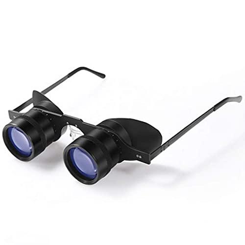 J-Love Telescopio granangular portátil Impermeable la visión Nocturna los prismáticos Alta definición, versión Normal