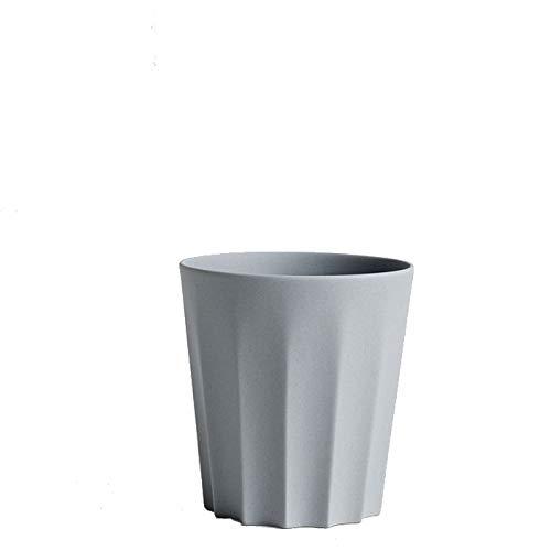 HAY Iris Tasse kantig, grau