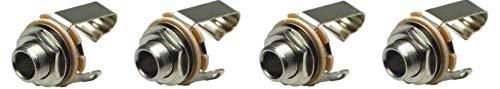 Allparts EP-0055-000 Switchcraft Klinkenbuchse