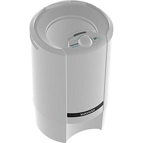 Centrifuga de roupas Giromax 15kg 220V branca