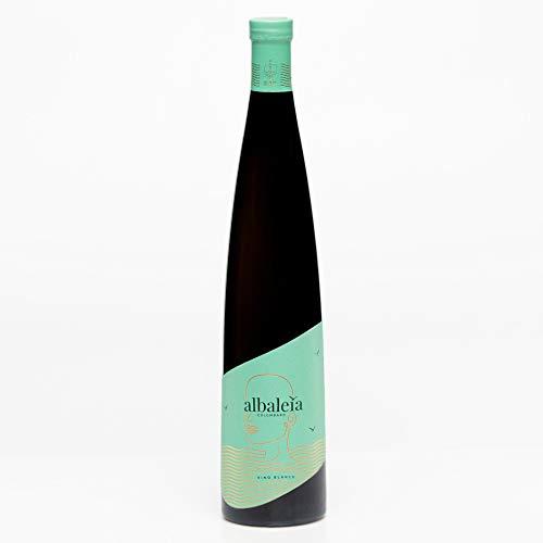 ALBALEIA COLOMBARD | Caja de 6 Botellas de Vino Blanco Joven Seco - 6 Botellas de 75cl