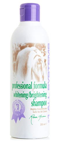 SHAMPOO SBIANCANTE PROFESSIONAL FORMULA WHITENING/BRIGHTENING SHAMPOO DA 250 ML. #1 ALL SYSTEMS