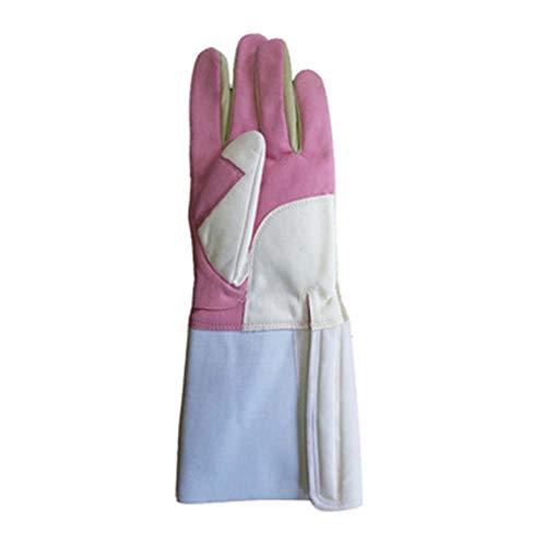 BEYONDTIME Fechthandschuhe Foil Epee Gloves rutschfeste Kinderhandschuhe Waschbare Fechtausrüstung Left -S