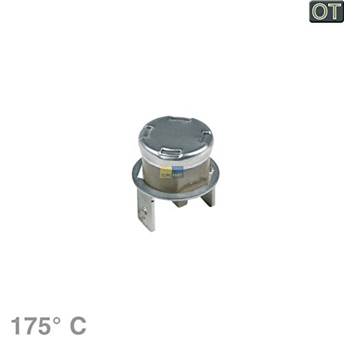 Saeco 189428600 ORIGINAL Temperaturbegrenzer Thermostat Klixon 175°C Heizelement Heizung z.T. EXPRELIA ODEA PRIMEA TALEA SYNTIA XELSIS Kaffeeautomat Kaffeemaschine auch Philips 996530026958