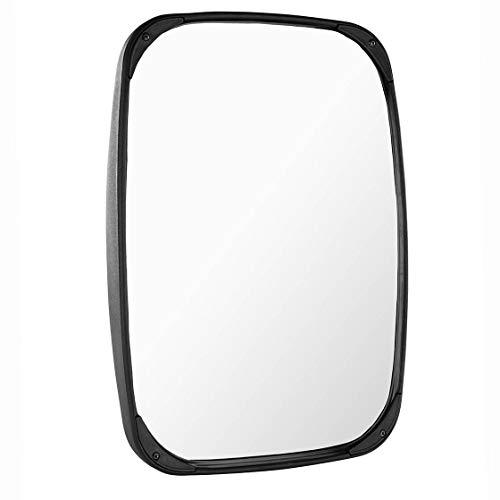 Spiegel | 328 x 238 mm | Stange Ø 16-25 mm | für Eicher, Fiat, Steyr & Case IH | Seitenspiegel | universal | Trecker | Traktor | Schlepper | Modulspiegel | manuell verstellbar
