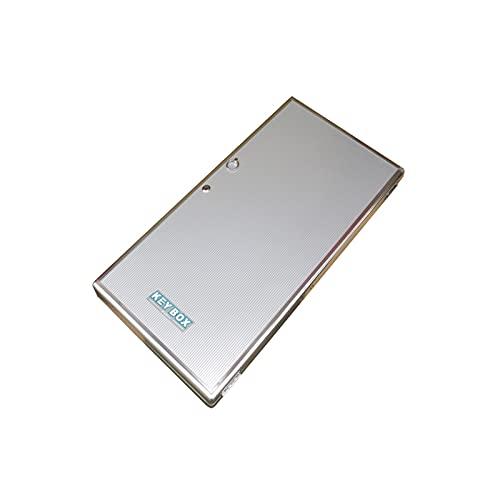 JKMINSA Gabinete dominante de aleación de aluminio 180 bits,Caja dominante montada en la pared,Caja dominante del coche Caja de almacenamiento de la llave de la caja de gestión