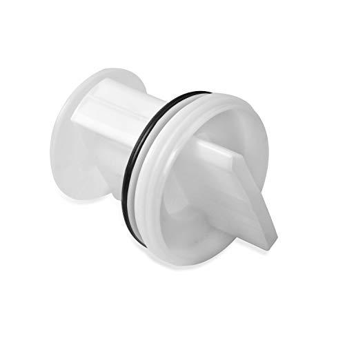 Filtro antipelusas de repuesto para Bosch 00605010, colador para bomba de desagüe lavadora y secadora