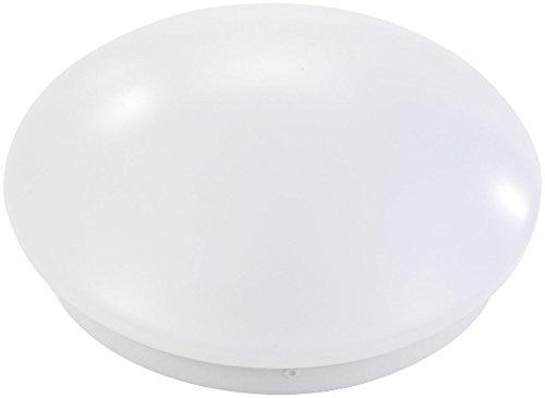 Luminea LED Deckenlampen: LED-Wand- & Deckenleuchte, 8 W, Ø 19 cm, warmweiß (LED Wandlampe)