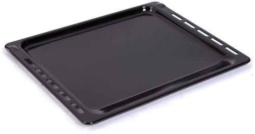 Bauknecht 481010683241 - Bandeja para galletas y repostería, color negro