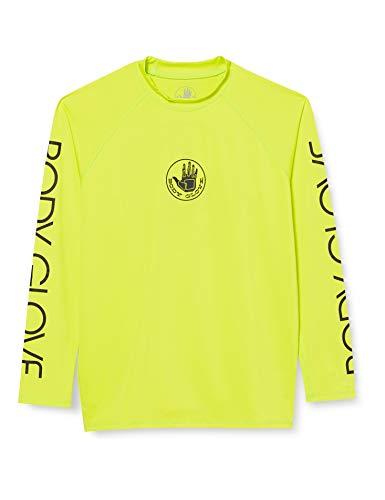 Body Glove Koszula z długim rękawem i koszulka zielony limonkowy zielony l