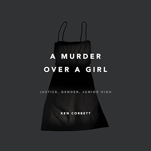 A Murder over a Girl audiobook cover art