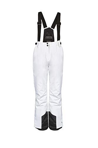 Killtec Damen Erielle Skihose , Weiß, 38 (S)