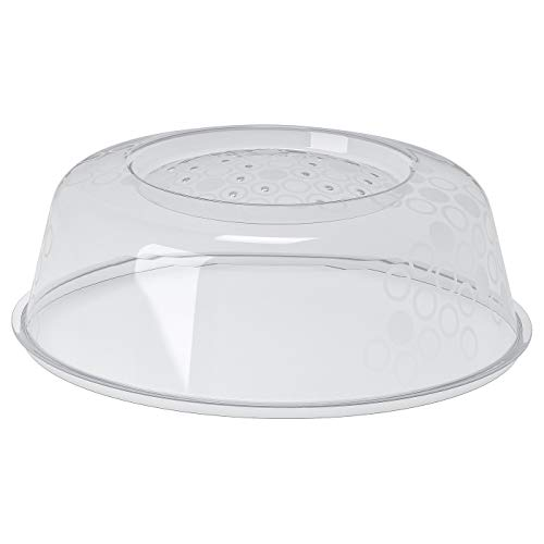 Ikea Microwave Lid, Pack of 2, Gray Blue