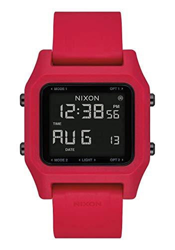 Nixon Reloj Digital para Hombre de con Correa en Sintetico A1282-200-00