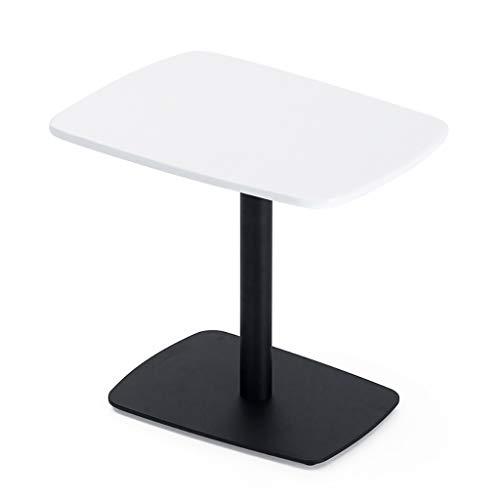 Table basse Side Nordic wood art Canapé du salon simple et moderne Petite table carrée (Couleur : B)