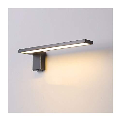 - Lámpara de pared, sencilla y moderna, dormitorio, pasillo, escalera, fondo de TV, salón, estilo nórdico, iluminación de dormitorio (color: B).