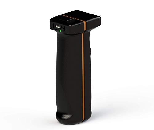 KINVENT Kforce Grip - Dynamometer, Dinamómetro de fuerza de agarre prension Bluetooth conectado con Biofeedback medición de fuerza de la prension / Fuerza 90 kg máx.