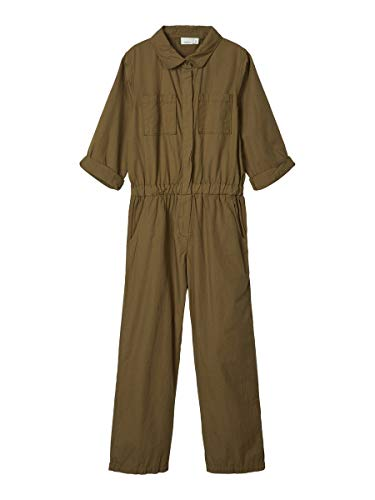 NAME IT Girl Jumpsuit Shirt 128Ivy Green