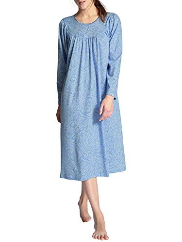 Soft Cotton Camicia da Notte Donna