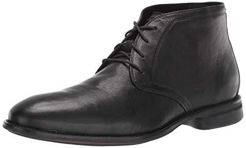 Cole Haan Men's Holland Grand Chukka Boot, Black, 10.5 M US