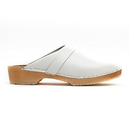 Toffeln, Sneaker uomo, Bianco (bianco), 12 UK