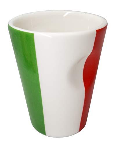 Taza de porcelana para expreso