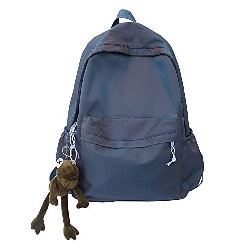 Zaino donna scuola borsa doppia spalla estate signora zaino viaggio viaggio borsa da viaggio