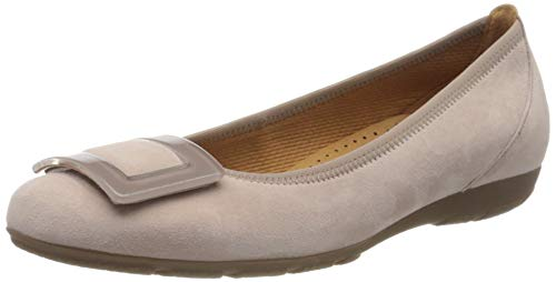Gabor Shoes Gabor Casual, Ballerines Femme, Multicolore (Antikrosa 14), 42 EU