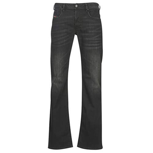 Diesel Zatiny Jeans Herren Schwarz / 069bg - DE 40 (US 30/32) - Bootcut Jeans