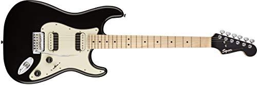 Squier by Fender Contemporary Stratocaster HH MN Black chitarra elettrica