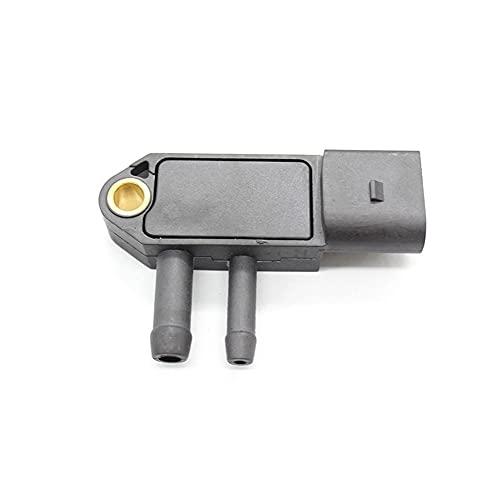 POQAQ Accessori per Auto Dpf Sensore di Pressione differenziale di Scarico per Audi A5 2007-2012 2.0L 110902T1859E 0281006006 059906051A DPS09