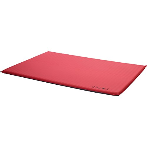 Exped Sim Comfort Duo 5 Sleeping Pad Ruby Red One Size
