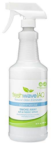 Fresh Wave IAQ Commercial Smoke Away Air & Fabric Spray, 32 fl. oz, w/Sprayer