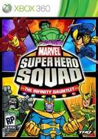Thq Incorporated Sdvg Marvel Super Hero Squad Infinity Gauntlet Xbox 360 Game Action Adventure