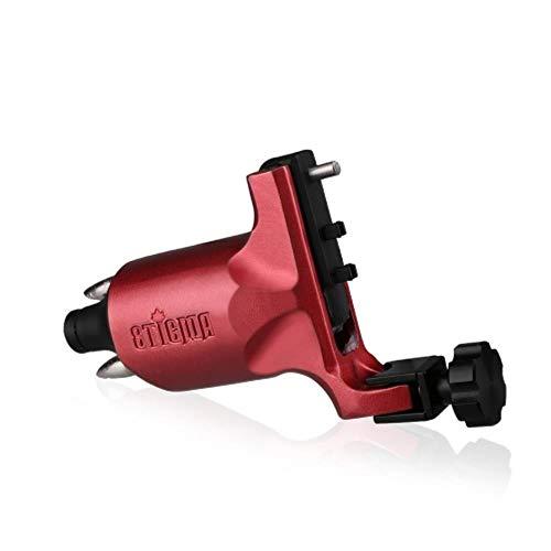 Máquina de tatuaje máquina rotativa arte rosa tatuaje para las piezas de la pistola de la máquina del tatuaje del motor rotativo tatuaje Shader,rojo