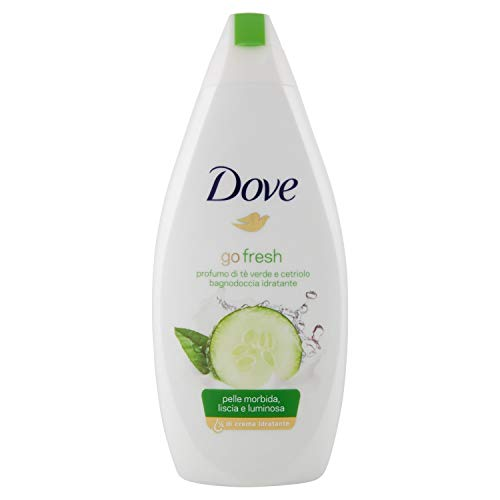 Dove - Fresh Touch, Gel de ducha, 500 ml