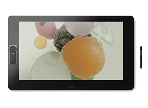 【Amazon.co.jp限定】ワコム 液タブ 液晶ペンタブレット 31.5型 Wacom Cintiq Pro 32 ブラック オリジナルデータ特典付き TDTH-3220/K0