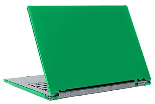 mCover Hartschalen-Schutzhülle für Lenovo Yoga C940 Serie (35,6 cm (14 Zoll) (nicht für ältere Yoga 900/910/920/C930) Multimode Laptop Computer (Yoga-C940) Grün